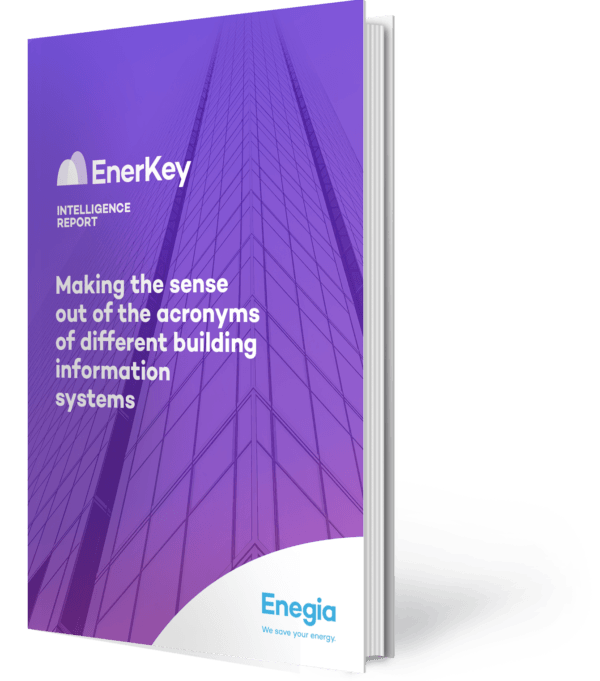EnerKey Intelligence Report: Making the sense out of the acronyms of different building information systems guide