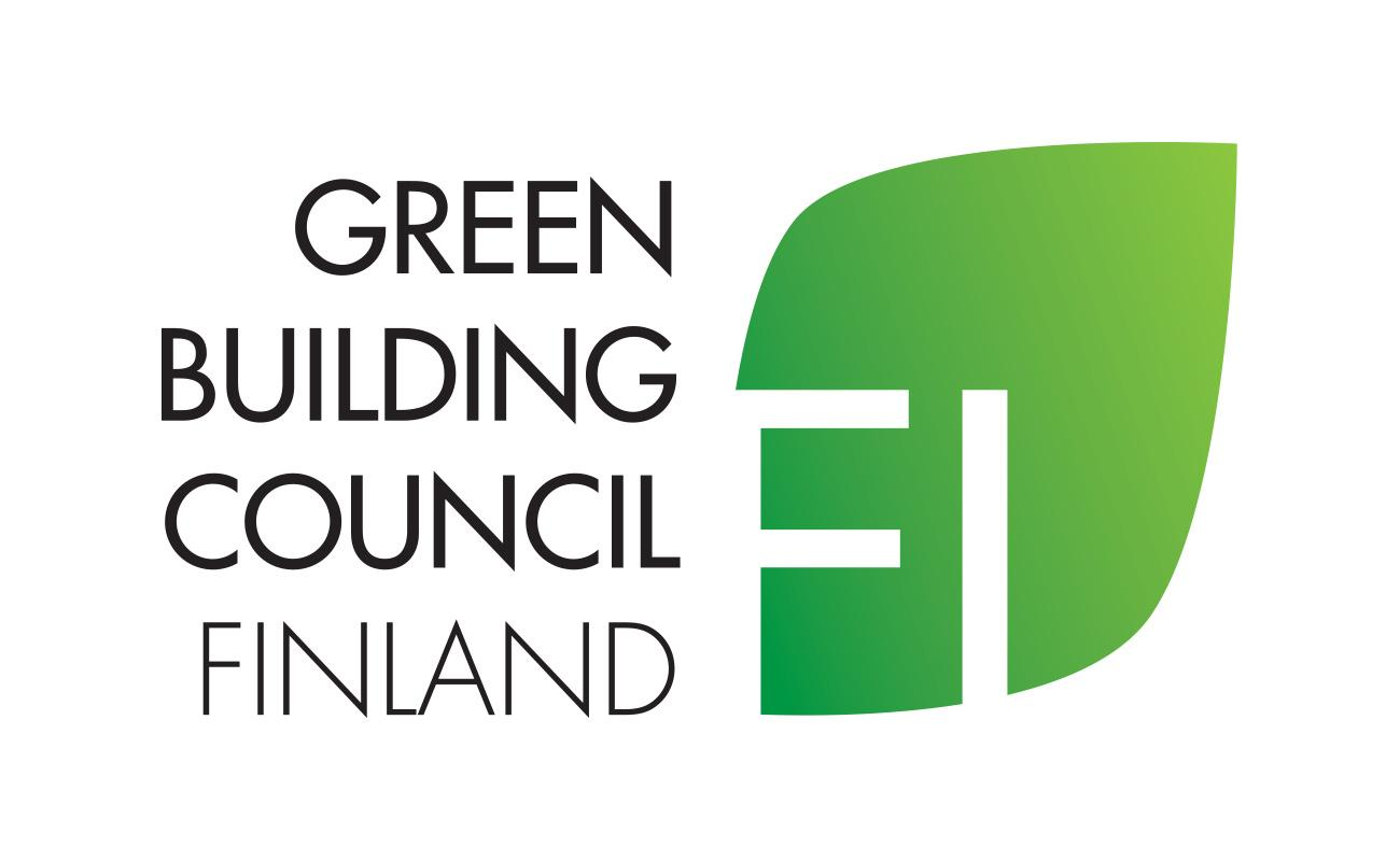 Green Building Council Finland logo